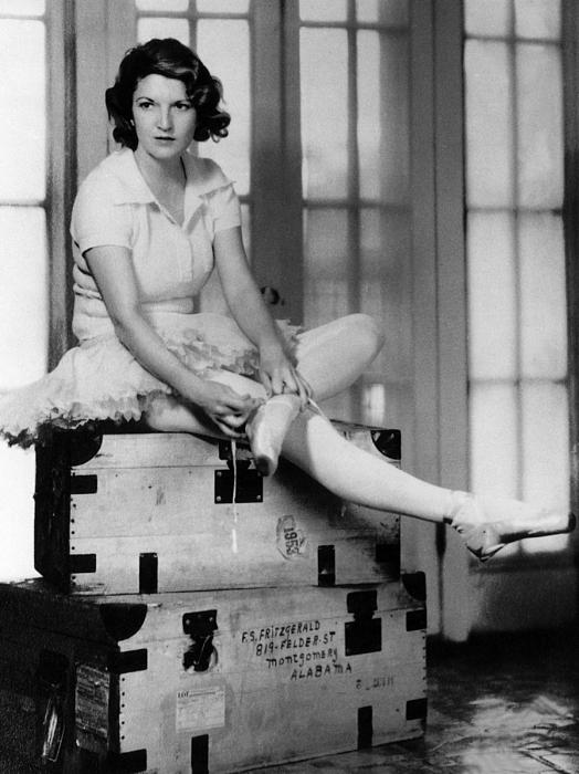 Author Photograph - Zelda Fitgerald, 1931 by Everett