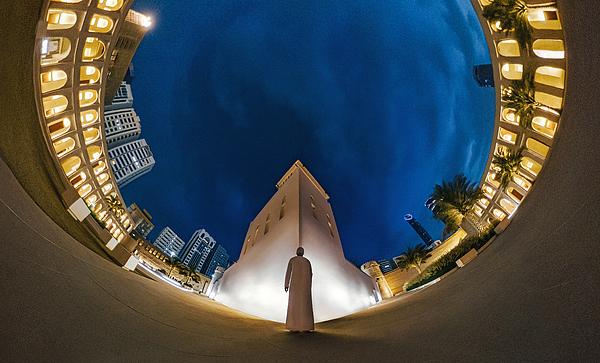 Al Hoson Palace Photograph by Yousif Albadi