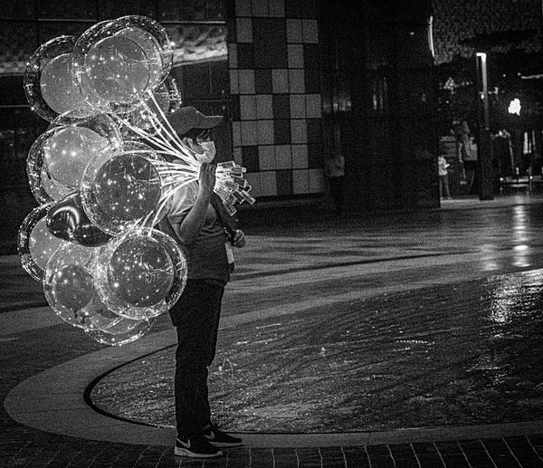 Glow In The Dark Photograph by Hasan Dimdik