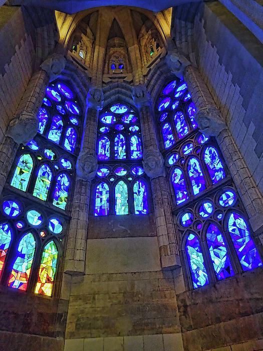 La Sagrada Familia # 11 - Barcelona Photograph