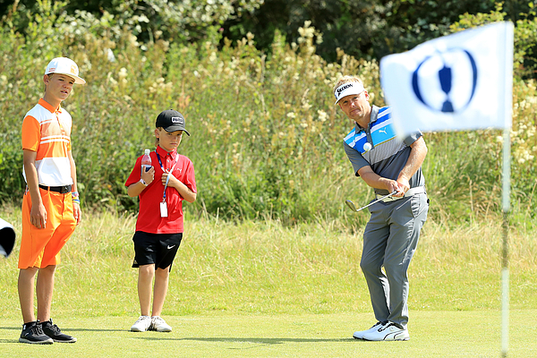 146th Open Championship - Previews Photograph by Andrew Redington