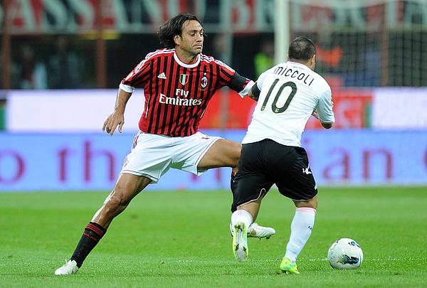 Ac Milan V Us Citta Di Palermo  - Serie A Photograph by Tullio M. Puglia