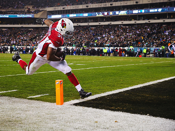 Arizona Cardinals v Philadelphia Eagles Photograph by Elsa