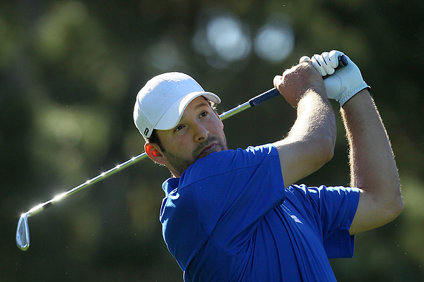 AT&T Pebble Beach National Pro-Am - Round One Photograph by Jeff Gross