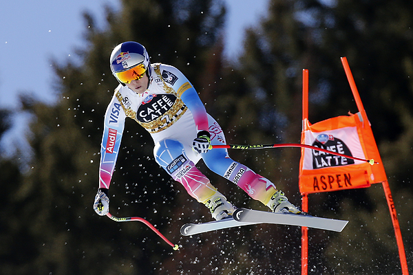 Audi Fis Alpine Ski World Cup - Mens And Womens Downhill Photograph by Francis Bompard/Agence Zoom
