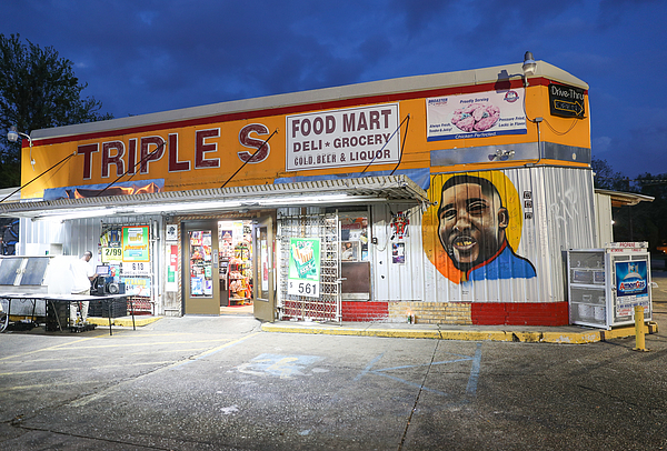 Baton Rouge Police Officers In Alton Sterling Case Will Not Be Charged In Killing Photograph by Josh Brasted
