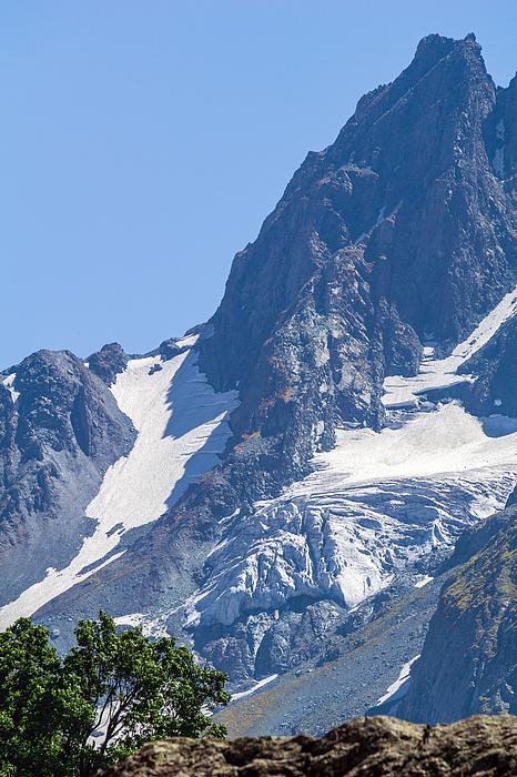 Beautiful mountain landscape of Sonamarg, Jammu and Kashmir state, India. Photograph by Shaifulzamri