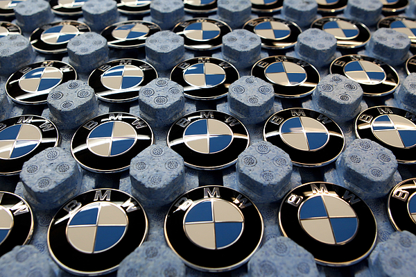 BMW Ahead Of 2009 Earnings Photograph by Miguel Villagran