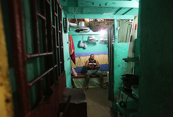 Brazil Faces Endemic Overcrowding In Its Ailing Prison System Photograph by Mario Tama