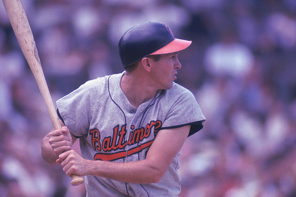 Brooks Robinson Photograph by Focus On Sport