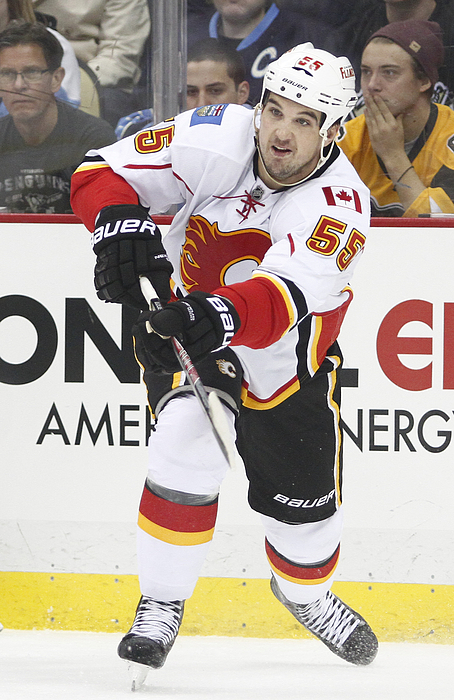 Calgary Flames v Pittsburgh Penguins Photograph by Justin K. Aller