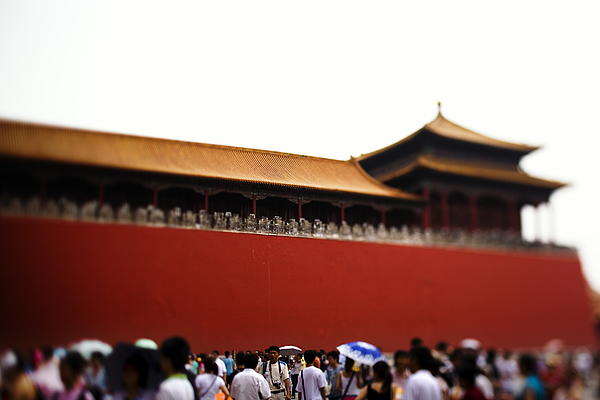 China Expansion Photograph by Jeff Hutchens