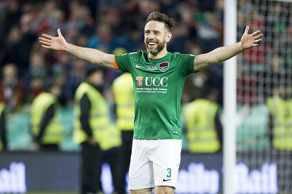 Cork City v Dundalk - Irish Daily Mail FAI Senior Cup Final Photograph by NurPhoto
