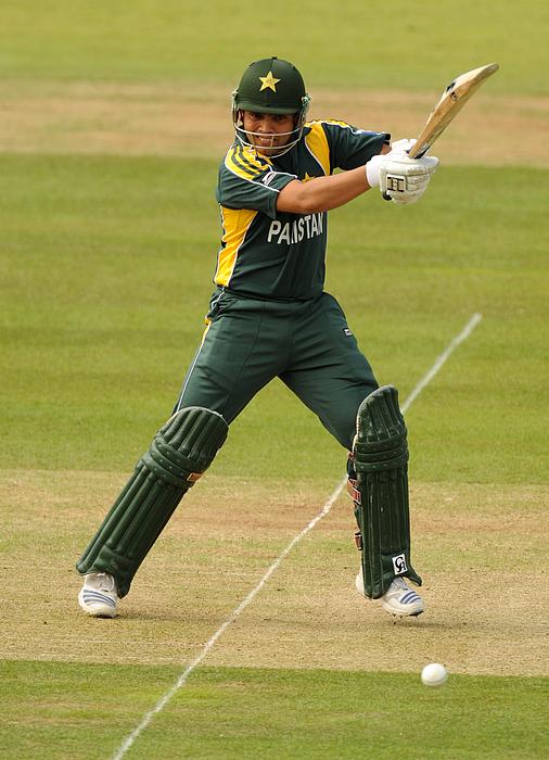 Cricket - Icc World Twenty20 Cup 2009 - Group F - Pakistan V Sri Lanka - Lords Photograph by Tony Marshall - EMPICS