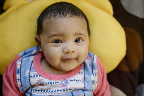 Cute Baby Photograph by Arief Juwono