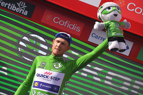 Cycling: 72nd Tour of Spain 2017 / Stage 14 Photograph by Tim de Waele