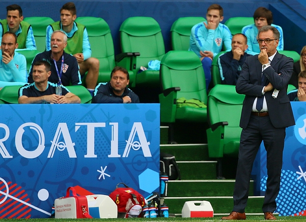 Czech Republic v Croatia - EURO 2016 Photograph by Anadolu Agency