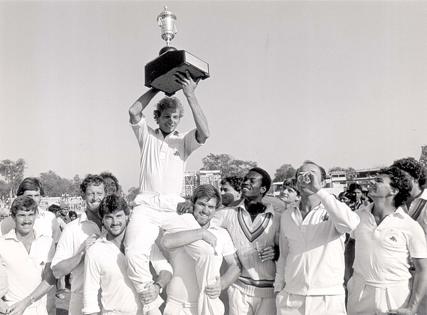 David Gower Of England Photograph by Adrian Murrell