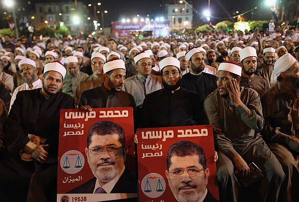 Egypt Prepares For Presidential Election Photograph by John Moore