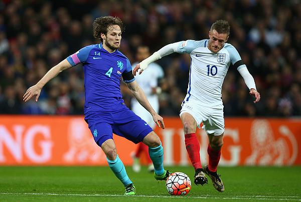 England v Netherlands - International Friendly Photograph by Paul Gilham