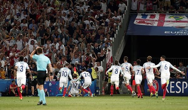 England v Russia - EURO 2016 Photograph by Anadolu Agency