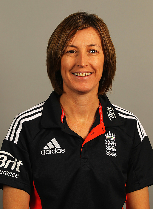 England Womens Cricket Squad Training And Portraits Photograph by Matthew Lewis