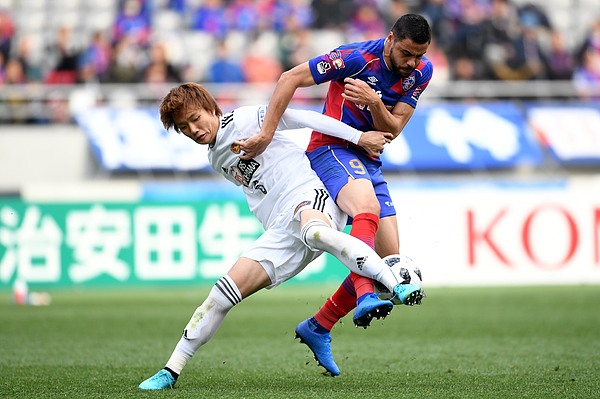 FC Tokyo v Vegalta Sendai - J.League J1 Photograph by Etsuo Hara