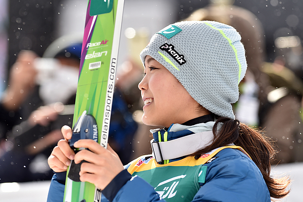 FIS Ski Jumping World Cup Ladies Sapporo - Day 2 Photograph by Atsushi Tomura