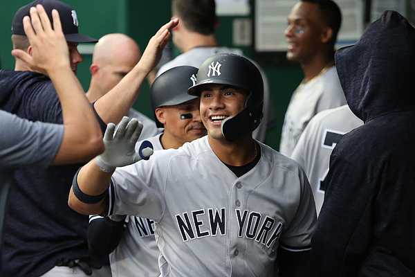 Gleyber Torres Photograph by Icon Sportswire