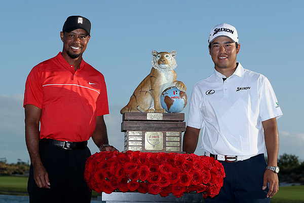 Hero World Challenge - Final Round Photograph by Christian Petersen