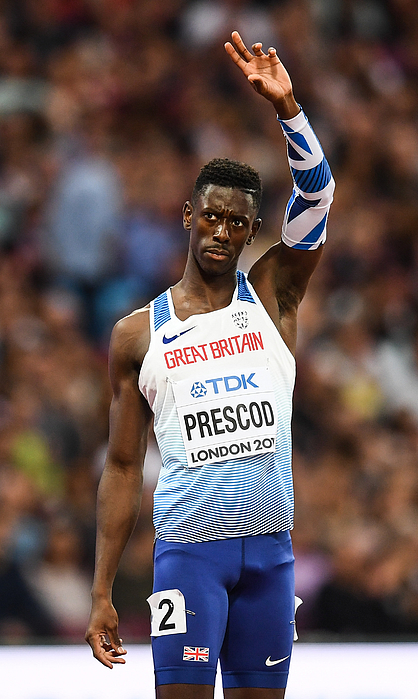 IAAF World Athletics Championships 2017 - Day 1 Photograph by Stephen McCarthy