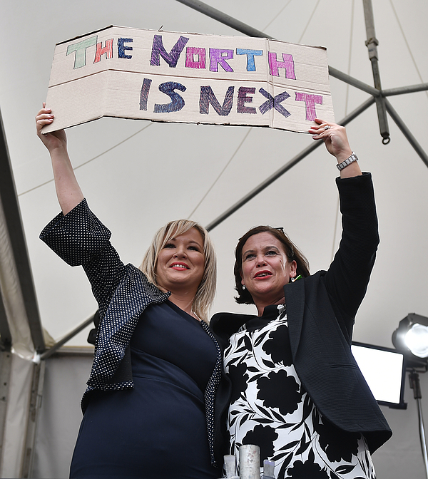 Ireland Votes In Favour of Law Reform In Abortion Referendum Photograph by Charles McQuillan