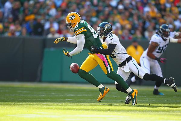 Jacksonville Jaguars v Green Bay Packers Photograph by Dilip Vishwanat