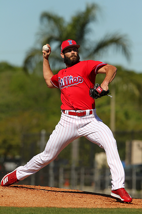 Jake Arrieta Photograph by Icon Sportswire