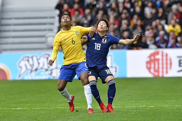 Japan v Brazil - International Friendly Photograph by Aurelien Meunier