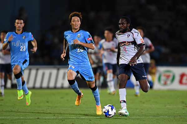 Kawasaki Frontale v FC Tokyo - J.League Levain Cup Quarter Final 1st Leg Photograph by Etsuo Hara