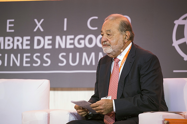 Key Speakers At The Mexico Business Summit Photograph by Bloomberg