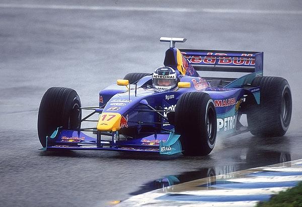 Kimi Raikkonen Photograph by Mark Thompson