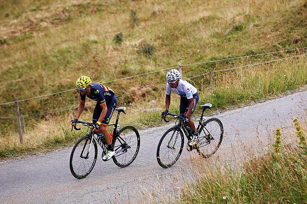 Le Tour de France 2015 - Stage Twenty Photograph by Bryn Lennon