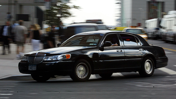 Limousine Cars In New York City Named As Terror Targets Photograph by Chris Hondros