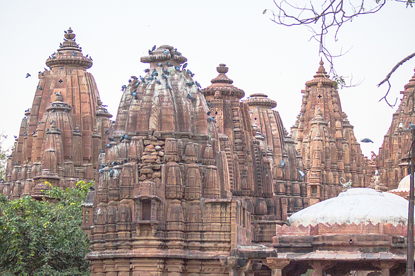 Mandore Garden Temples and Cenotaphs | Jodhpur | Rajasthan | India Photograph by (c) HADI ZAHER
