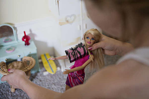 Mattel Inc. Products Ahead Of Earning Figures Photograph by Bloomberg