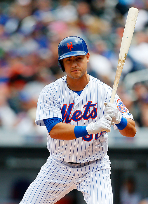 Michael Conforto Photograph by Jim McIsaac
