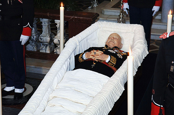 Monaco Marks The Death Of Prince Rainier Photograph by Getty Images