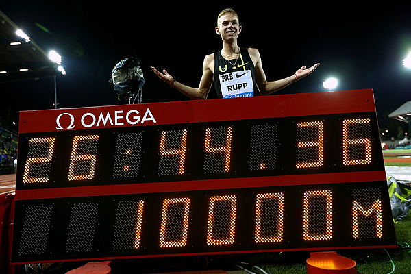 Nike Prefontaine Classic-Day1 Photograph by Jonathan Ferrey