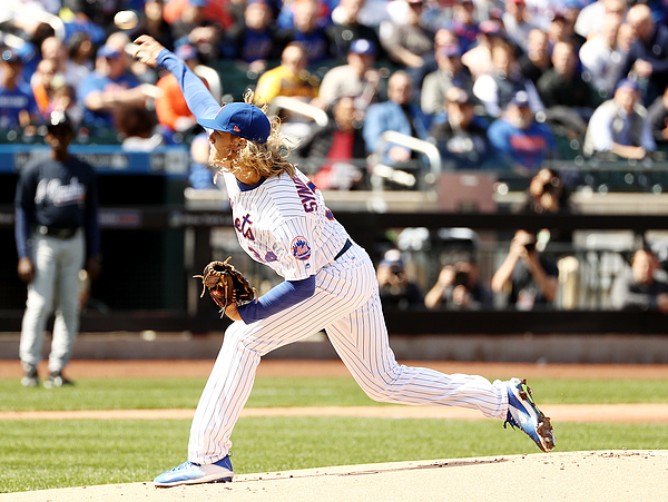 Noah Syndergaard Photograph by Elsa