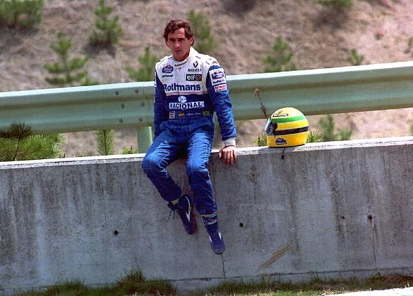 Pacific Gp Senna Photograph by Pascal Rondeau