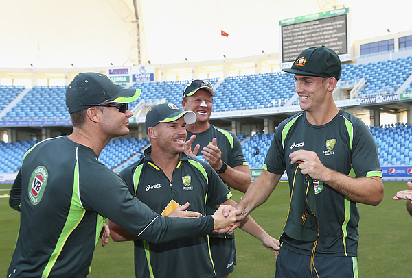 Pakistan v Australia - 1st Test Day One Photograph by Ryan Pierse