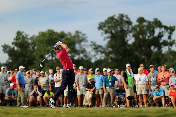 PGA Championship - Final Round Photograph by Mike Ehrmann