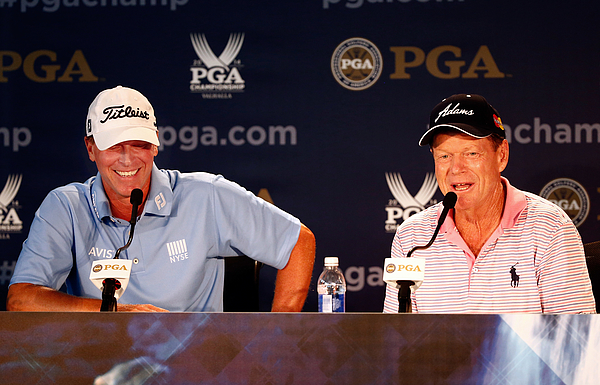 PGA Championship - Preview Day 3 Photograph by Sam Greenwood